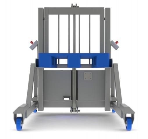 Palletlift brede uitvoering