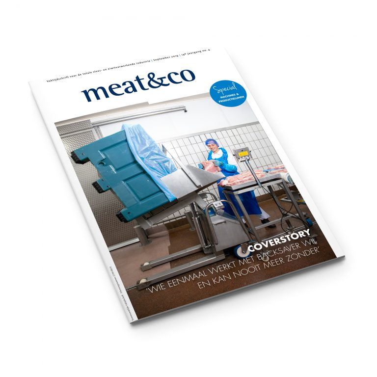 Backsaver coverstory Meat&co