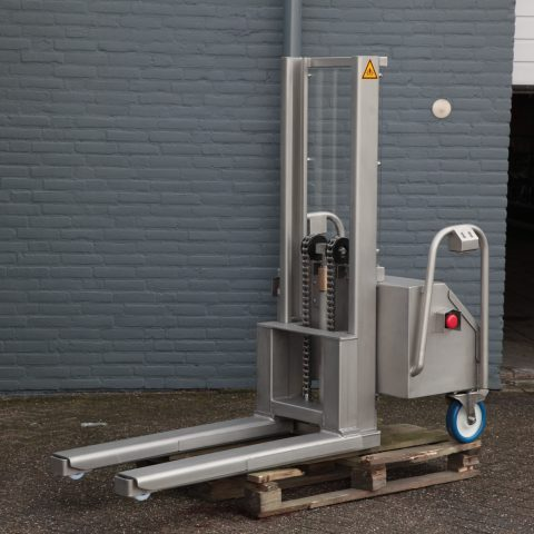 Machines in stock